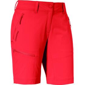 Schöffel Toblach1 Shorts Women red